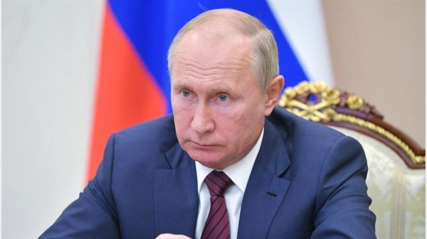 """El mandatario adelantó que Rusia trabajará """"con cualquier persona que reciba la confianza del pueblo americano""""(EFE)"""