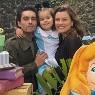 Natália y Sergio celebraron el cumpleaños #4 de su hija Mila.