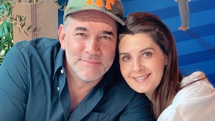 Otra de las revelaciones que hizo Mayrín es que el padre de su hija es muy asiduo a echarse flatulencias mientras duerme.(Instagram/mayrinvillaneva)