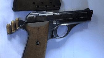 Mexicalense armado es detenido en SLRC