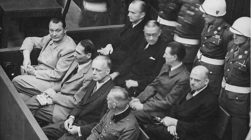 El 20 de noviembre de 1945, las fuerzas aliadas victoriosas en la Segunda Guerra Mundial iniciaron un juicio histórico contra líderes nazis acusados de crímenes y atrocidades inéditas.