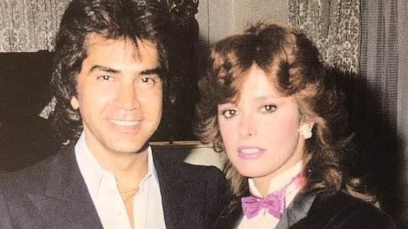 """Supuestamente Maselli incitó a """"El Puma"""" a que no aceptara el papel protagónico que realizaría a su lado.(Instagram/luciamendezof)"""