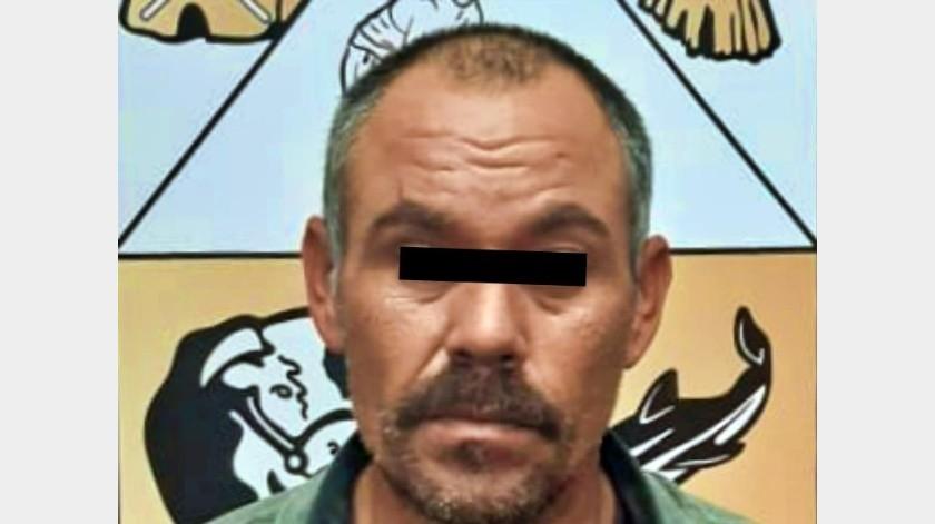Elementos de la Agencia Ministerial de Investigación Criminal (AMIC) ejecutaron la orden de aprehensión el pasado viernes 20 de noviembre.