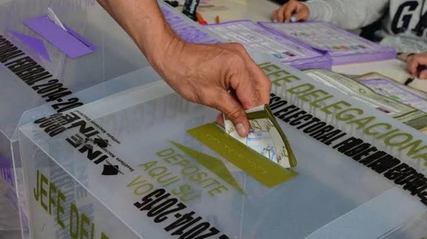 El INE garantiza aumento de presupuesto para elecciones pese al recorte en el presupuesto(Archivo GH)