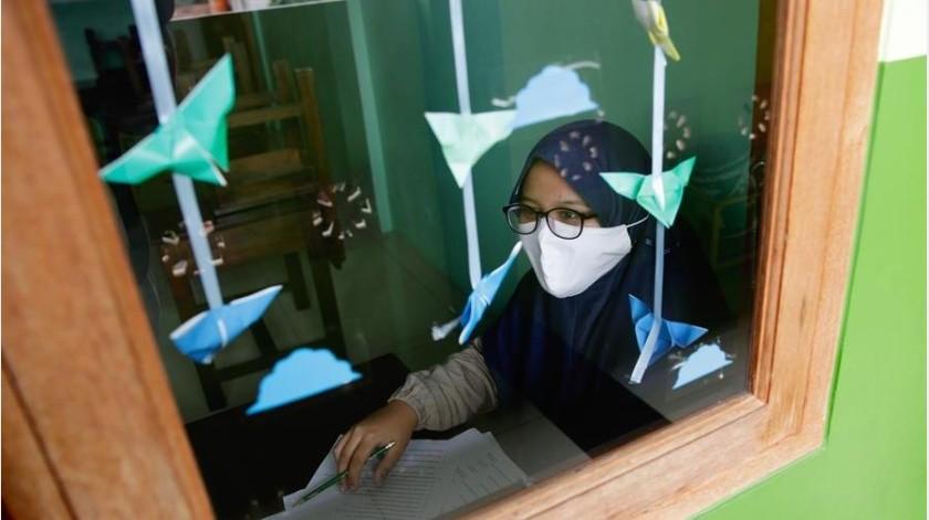 Según los datos del Ministerio de Salud, hoy se registraron 4.442 nuevas infecciones(EFE)