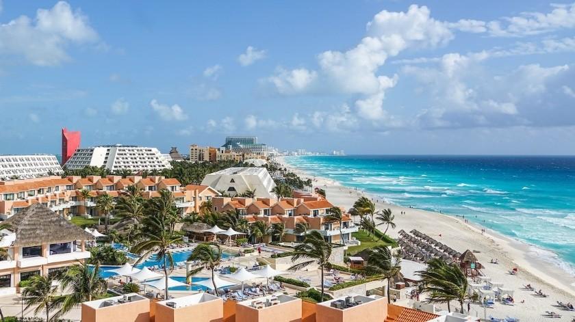 Dos estados turísticos sufrieron una caída en el PIB Quintana Roo cayó en el ranking económico nacional, al pasar del lugar 19 al 23. Baja California Sur pasó del 28 al 29 en el 1er. semestre.(Pixabay)