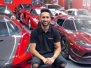 El espíritu emprendedor de Adnan Ebrahim lo llevó a obtener ganancias considerables cuando era menor de edad. A sus 18 años vendió un gran negocio del que ni sus padres estaban enterados.