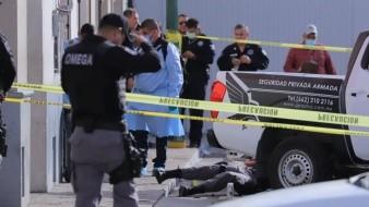 Asalto deja un muerto y un herido en plaza comercial de Hermosillo