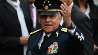 El periodista también afirmóque el presidente de México, Andrés Manuel López Obrador, solicitó a Donald Trump, la liberación del militar de alto rango.