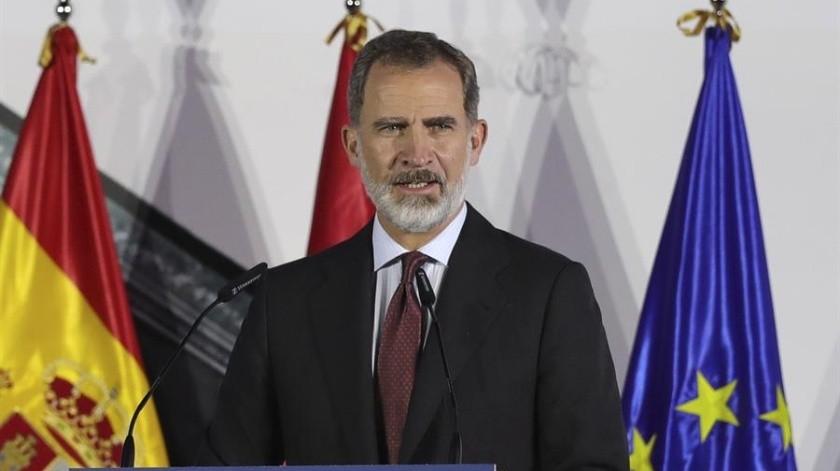 El monarca español suspendió todas las actividades que tenía programadas durante ese período en el que estará aislado.(EFE)