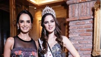 Sofía Aragón no entregará la corona en Mexicana Universal: Lupita Jones