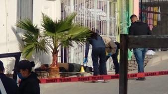 Lo ejecutan en la vía pública en la colonia Felipa Velásquez