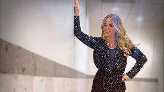 Andrea Legarreta encendió redes sociales con este 'outfit'