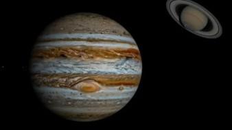 Saturno y Júpiter alcanzarán su punto más cercano desde la edad media
