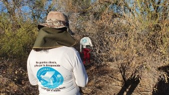 Aumentan a 11 las osamentas halladas en cerros de Altares