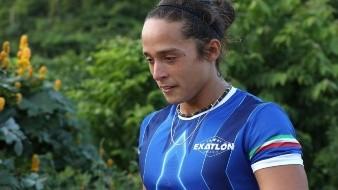 Ernesto Cazares fue el campeón de la primera temporada de Exatlón.