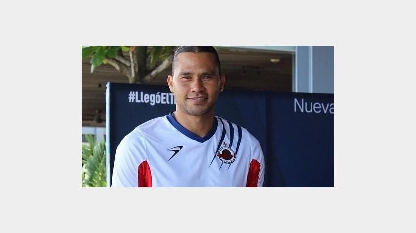 """Más """"show"""" en la LBM, jugadores demandan al Club Veracruzano de Fútbol Tiburón(Instagram @guillitpena_27)"""