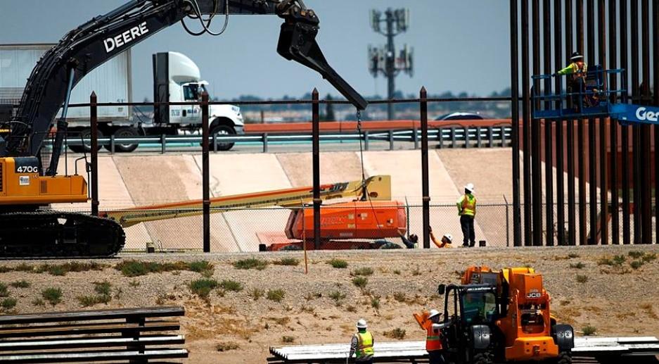 Por muro, Trump ordenó compra de 21.5 km de tierra privada