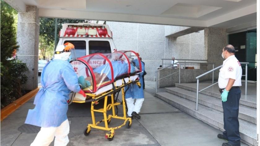 El subsecretario informó que entre la semana epidemiológica 45 a la 46 hay un reducción en los contagios y en las defunciones.(Archivo GH)