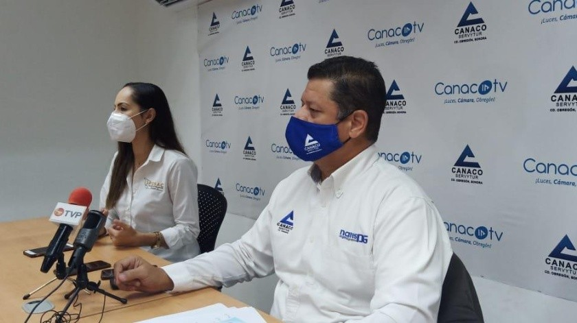 Jesús Nares Félix hizo una llamado a las autoridades a garantizar la seguridad en el municipio de Cajeme.(Mayra Echeverría)
