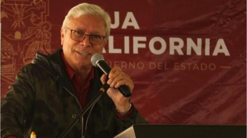 Dirigente del PRD es traidor y enemigo del Presidente: Bonilla(Cortesía)
