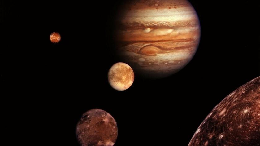 """El próximo 21 de diciembre ocurrirá lo que se conoce como la """"gran conjunción"""", un fenómeno que se podrá apreciar en algunas partes del planeta a simple vista."""