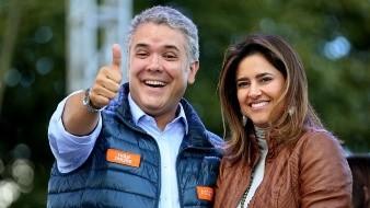Colombia: Esposa de Iván Duque da positivo a Covid-19; él da negativo