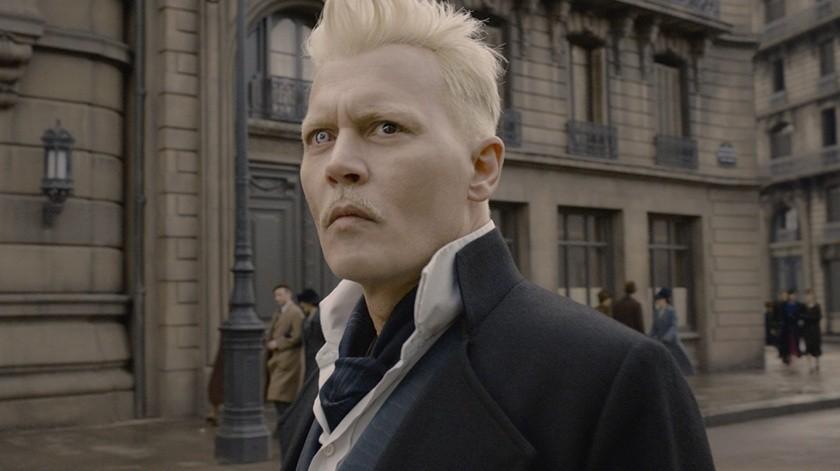 """Johnny Depp se vio obligado a renunciar a su papel como """"Gellert Grindelwald"""" para la próxima cinta de """"Animales Fantásticos y Dónde Encontrarlos"""".(Tomada de la red)"""