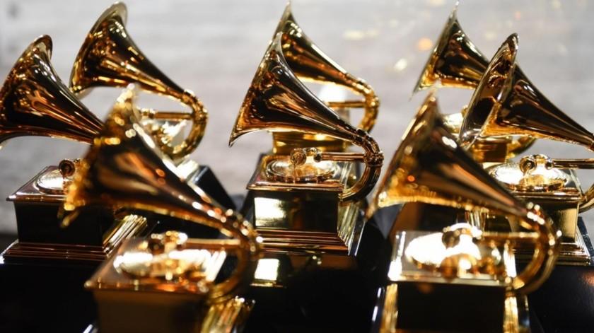 Los premios Grammy se entregarán el 31 de enero.(Tomada de la red)