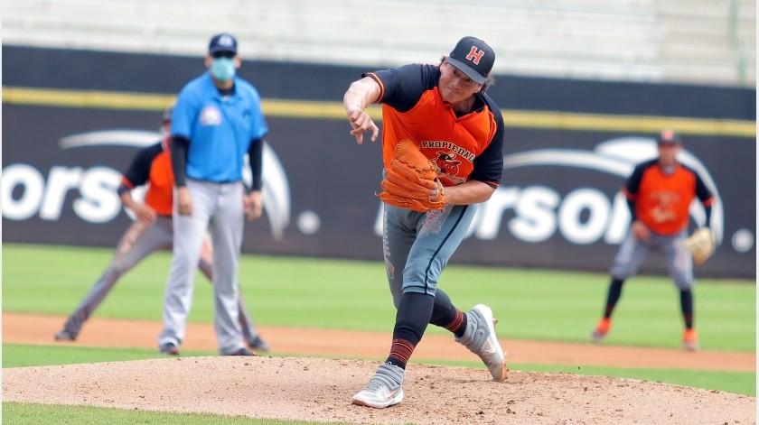 Luis Mendoza está programado para abrir hoy por los Naranjeros.(Cortesía)