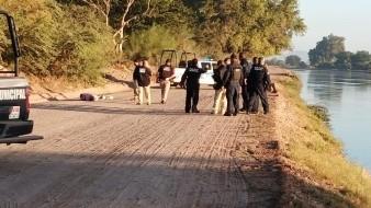 Violencia en Cajeme: Hallan cadáver 'encobijado' en