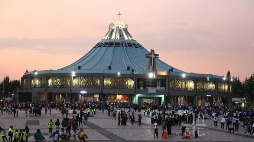 El arzobispo Primado de México, Carlos Aguiar Retes, aseguró que cerrar la Basílica de Guadalupe del 10 al 13 de diciembre fue de común acuerdo(Archivo GH)