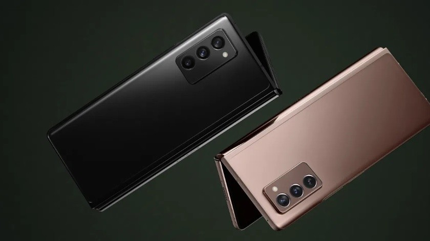 Galaxy Z Fold 3 adelantaría su lanzamiento(Tomada de la Red)