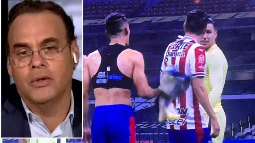 Estallan críticas contra Chivas y Liga MX por regreso de afición; Faitelson lo defiende(Especial)