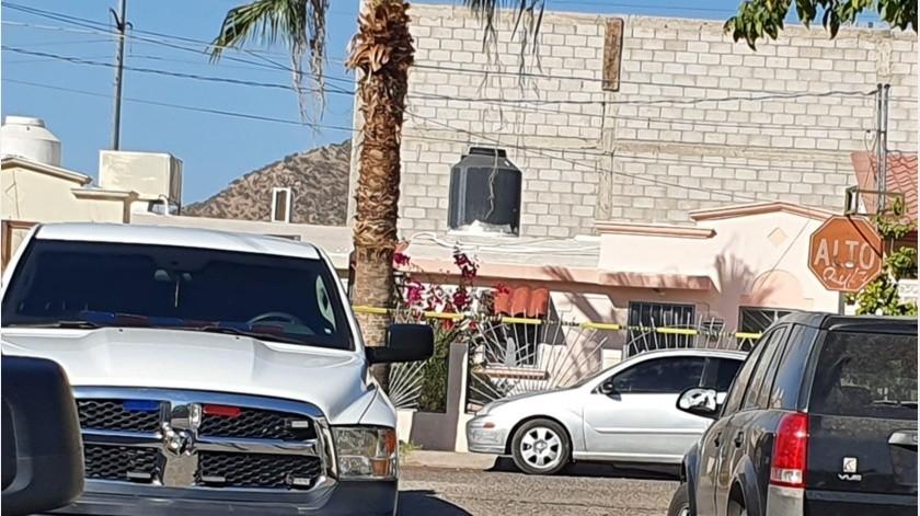 Reportan disparos al Norte de Hermosillo y auto abandonado con impactos de bala(Especial)