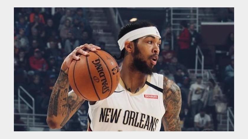 Brandon Ingram consigue acuerdo millonario con Pelicans(Instagram @1ngram4)