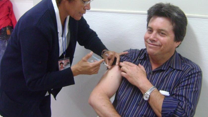Entre noviembre y enero la vacuna estará disponible para el sector privado(Archivo GH)