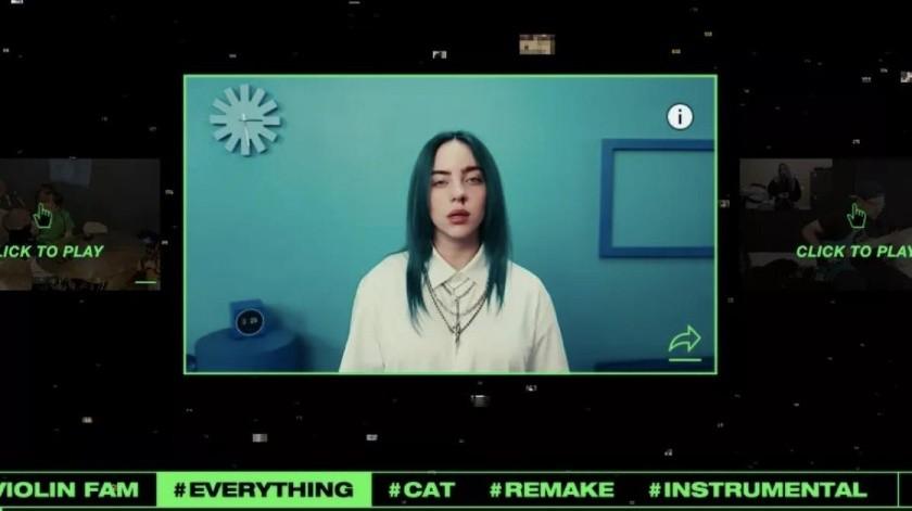 YouTube crea el primer vídeo musical infinito en un experimento interactivo con IA(YouTube)