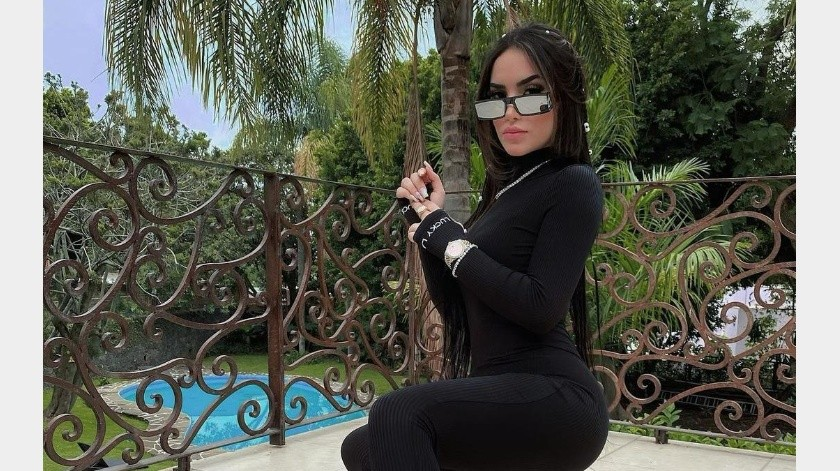 Kimberly Loaiza aclaró lo de su supuesto embarazo(Instagram)