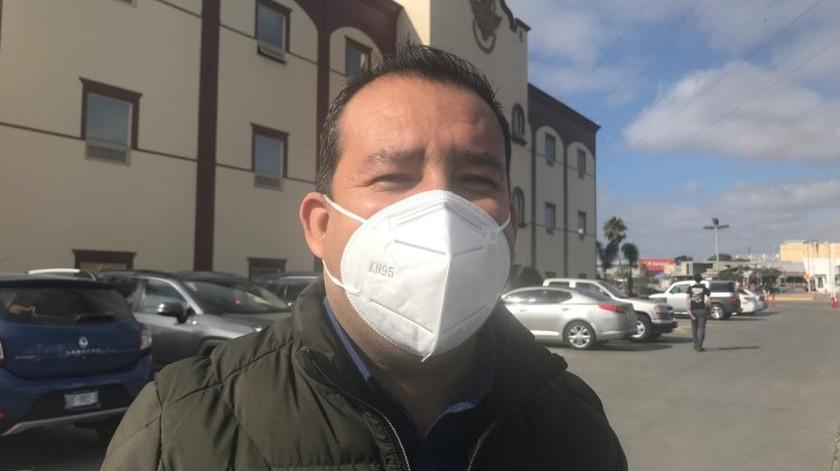 Confirman brote de Covid-19 en Ayuntamiento de Rosarito
