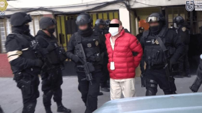 Los familiares más directos de los detenidos son responsables de la distribución y venta de drogas en el Centro de la Ciudad de México(Captura de pantalla)