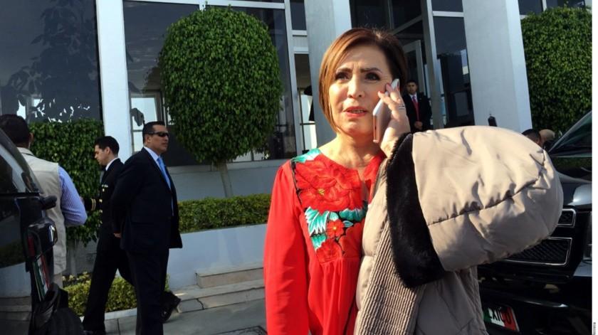 García Soto afirmó queLuis Vega junto con el de su subsecretario de Finanzas, Sergio Castro, podrían ser los primeros implicados cuando Rosario Robles comience a hablar.