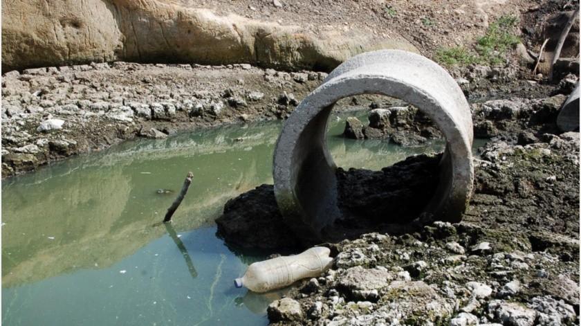 Mantendrán vigilancia para evitar derrame de aguas residuales.