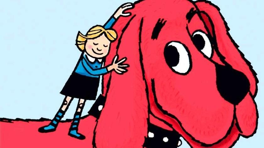 'Clifford, el gran perro rojo' ya tiene tráiler de su live action(Internet)