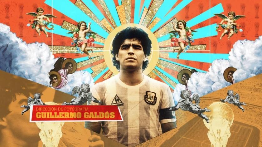Netflix, HBO, Amazon Prime y más casas productoras han llevado la vida del futbolista a la pantalla.(Tomada de la red)