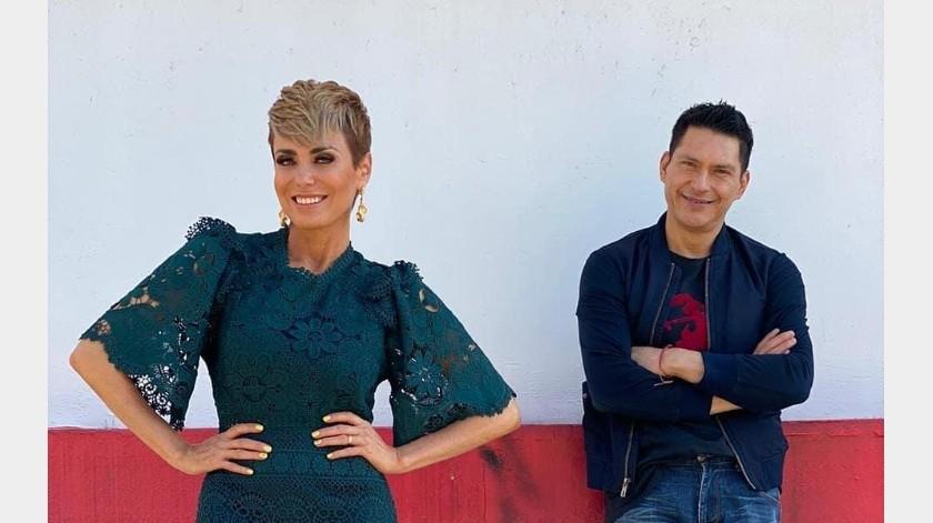 Hace pocoJuan Barragán fue sacado del programa Al Extremo, donde tenía trabajando mucho tiempo.
