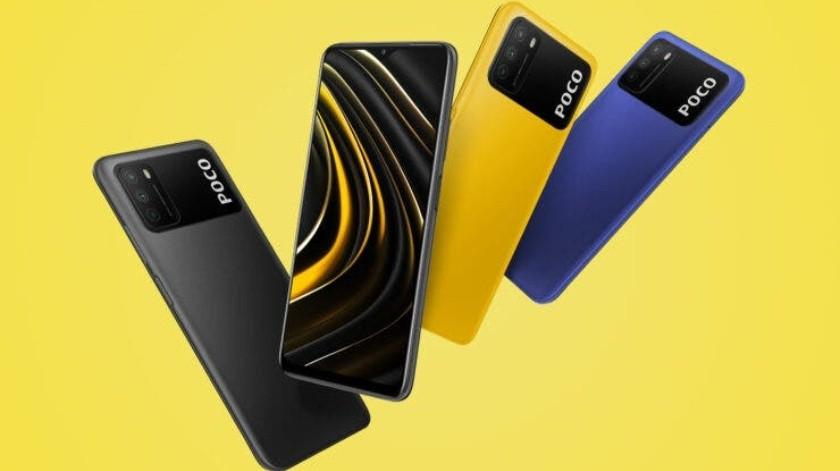 Xiaomi rompe el mercado con el nuevo Poco M3