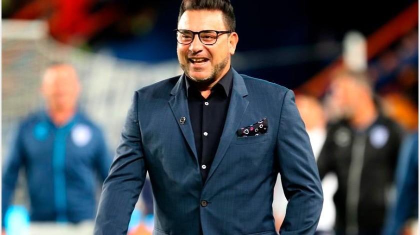 Se hace oficial la salida de Antonio Mohamed de Rayados de Monterrey(EFE)