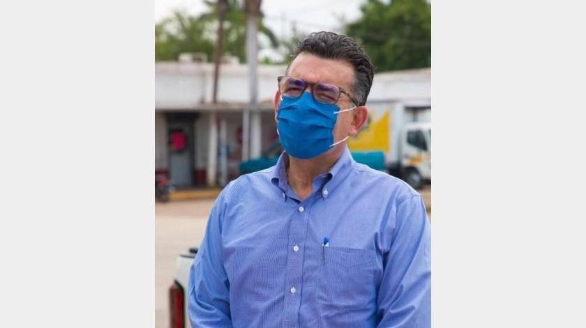 Enrique Clausen Iberri, secretario de Salud de Sonora.(EL IMPARCIAL)