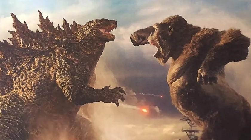 """""""Godzilla vs Kong"""" será la cuarta entrega de la franquicia de monstruos.(Tomada de la red)"""